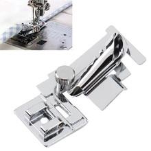 Accesorios para máquinas de coser domésticas pie prensatelas de concha 9907 CY-9907 AA7021-2