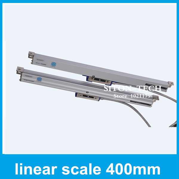 Free shipping linear digital scale Lathe accessories Rational WTA1 1micron linear glass scale 400mm for milling machine free shipping high precision easson gs11 linear wire encoder 850mm 1micron optical linear scale for milling machine cnc