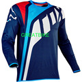 Moto jerseys New design Motorcycle apparels Dirt Bike Long Sleeve T-Shirt Breathable Clothing Motocross Off-Road Racing Moto Jer
