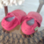 2016 Del Otoño Del Verano Zapatos de Bebé de Cuero Genuino Suela Suave Niña Corazón Hueco Zapatillas Bebé Niño Mocasines Pantufas Infantil