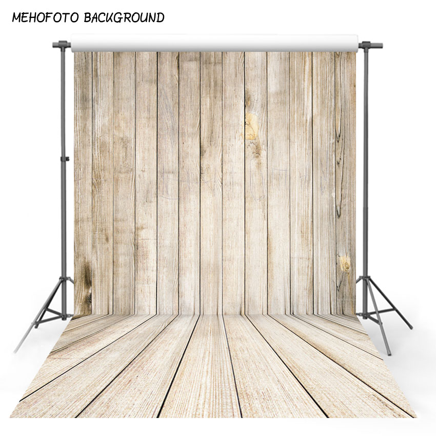 5X7ft Wooden Board Children Baby Photography Backdrops Vinyl Backgrounds for Photo Studio Wood floor Backdrop Floor-312 laeacco old chic wall wooden floor door children portrait photo backgrounds customized photographic backdrops for photo studio