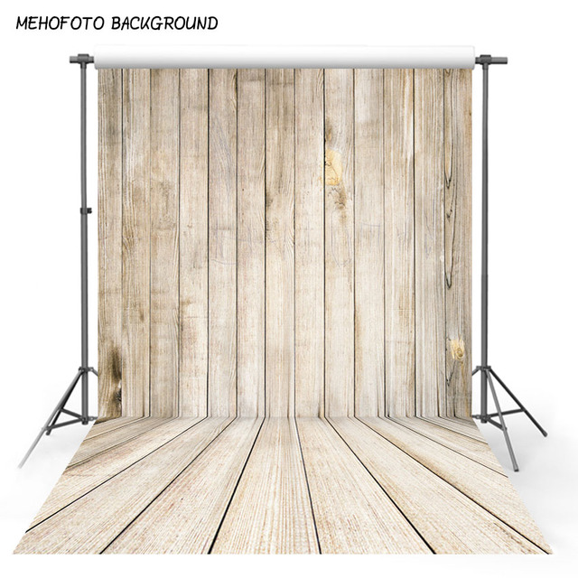 5X7ft Wooden Board Wallpaper Children Baby Photography Backdrop Vinyl Photo Backdrop for Photo Studio Wood Floor Photocall