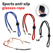 2019 Hot neck string cord retainer strap Head Band Glasses rope Elastic Eyeglasses Cord adjustable glasses lanyards