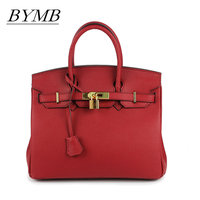 2017 Casual Tote Women Shoulder Bags Cow 100 Genuine Leather Women Bags Designer Brand Female Handbags