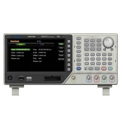 Hantek HDG2002B 2CH 5MHz 250MSa/s DDS Fonction Signal Générateur de Signaux Arbitraires 64M Profondeur de Mémoire USB 800x480 16CH Sortie