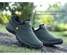 Profesional de Montaña Botas de Los Hombres A Prueba de agua Zapatos de Escalada Zapatos Para Caminar Al Aire Libre Zapatos de la Marca de Lujo
