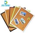 Пробковая доска для записей  30*40 см  5 видов цветов  MDF  рамка для заметок  булавка для фотографий  пробковая доска для сообщений  бесплатная до...