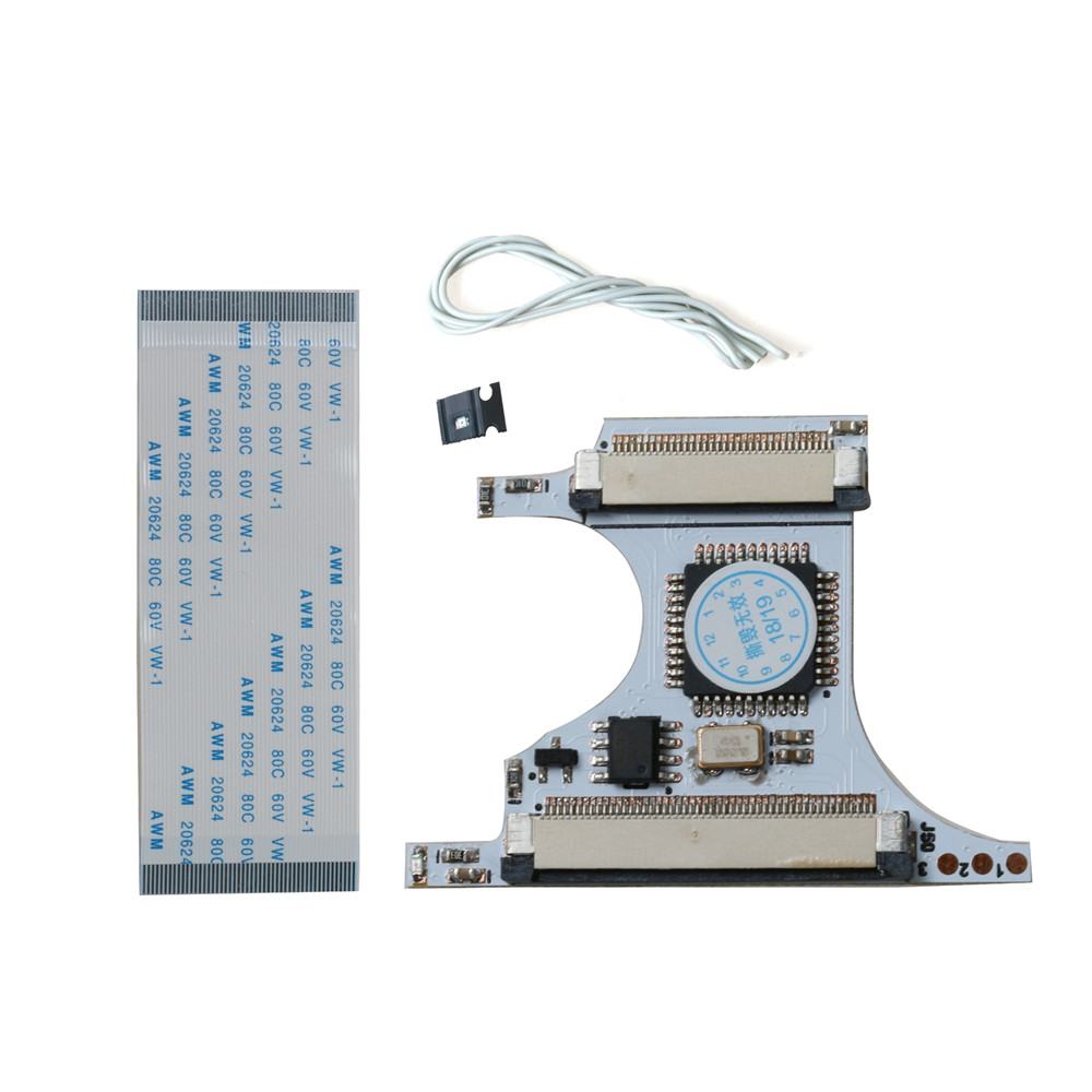 GBC Flex Cable Five-level brightness with memory GBC Backlight Mod Adaptor Game Console Accessories