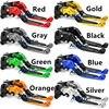 For Honda CBR 600 RR 2007 2016 2008 2009 2010 2011 2012 CNC Motorbike Adjustable Folding
