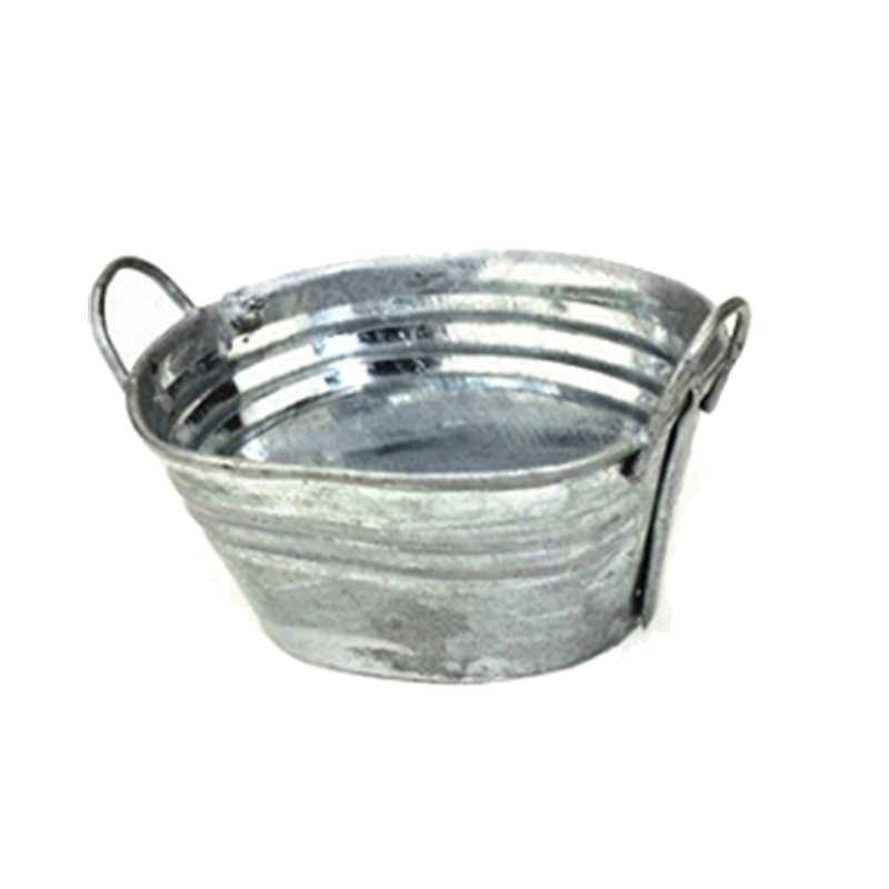 1:12 dollhouse mini candy metal buckets decoration for dollhouse miniature toy H