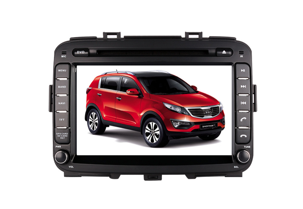 Gps-Player NAVIGATION Android Auto-4g-Ram 8inch Core Car DVD CD For KIA Carens Rondo