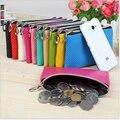 11 цветов мода женщины мини кошелек элегантный красивая дама портмоне продвижение оптовая продажа девушка сумки кошелек клатч H127