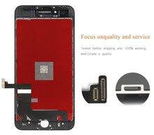2 шт. для oem качества для iPhone 8 Plus ЖК-дисплей Дисплей с 3D Touch Экран планшета Ассамблеи Запчасти для авто DHL доставка