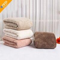 Absorbent Bath Towel Beach Large Size Plain Colour Microfiber Swimming Spa Cheap Towel For Adult Kids