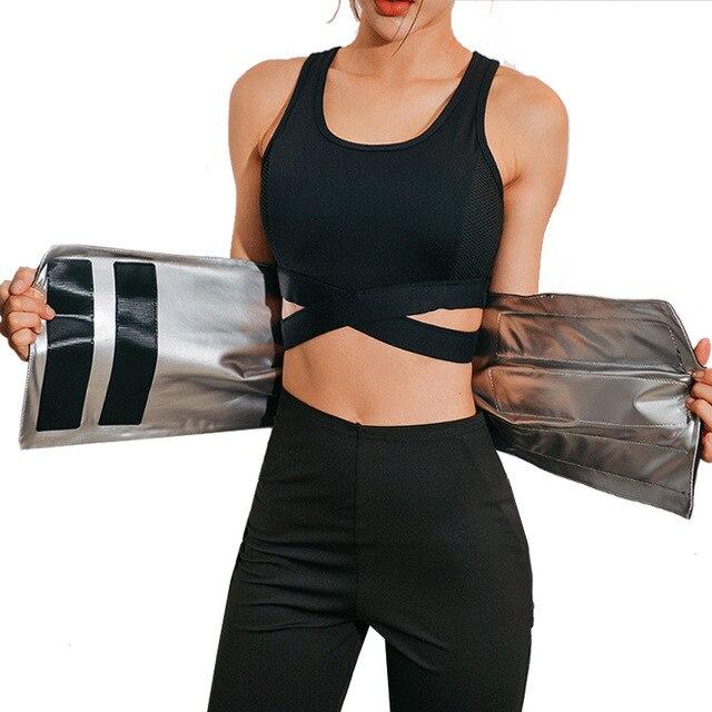 Women Waist Shaper Men Waist Support Sliimming Belt Neoprene Faja Lumbar Back Sweat Belt Fitness Belt Waist Trainer Heuptas 2