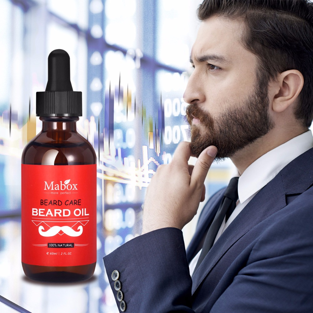 Best Sandalwood Beard Men Stronger Beard Wax Odor Oil And Softener