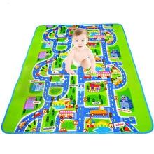 Foam Baby Play Mat Toys For Children's Mat Kids Rug Playmat Developing Mat Rubber Eva Puzzles Foam Funny Baby Mat недорого