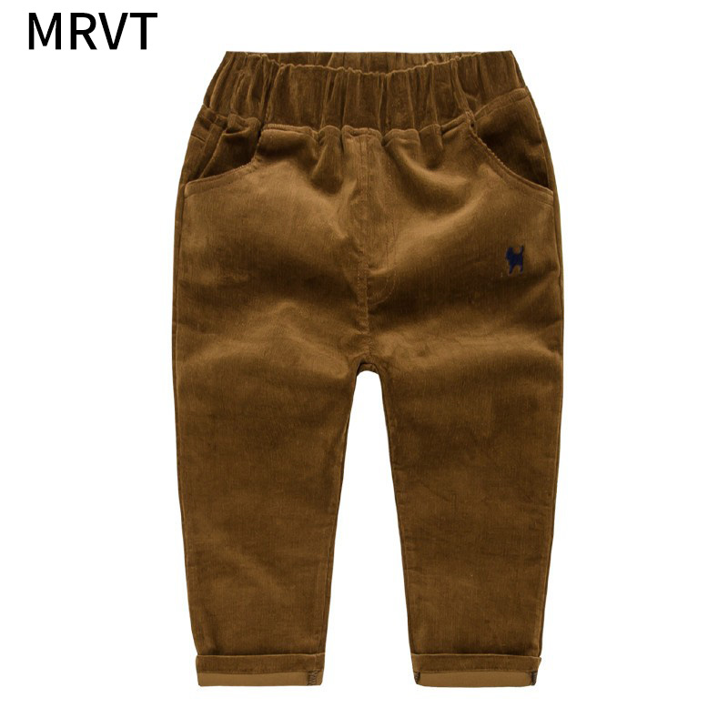 MRVT Baby Boys Pants Kids Clothing Cotton Baby Long Trousers Baby Harem Pants Baby Boys Clothing corduroy pants casual pants autumn winter korean baby boys pants cotton boys casual long trousers kids stripe clothing harem pants elastic waist jogger pant