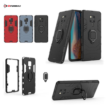 Bumper Case For Huawei Mate 20 X Cases Mate 20x Cover Back Hard PC Silicone 2 In 1 Ring Holder Armor Robot Anti-knock Ultra Thin msi z270 pc mate page 2