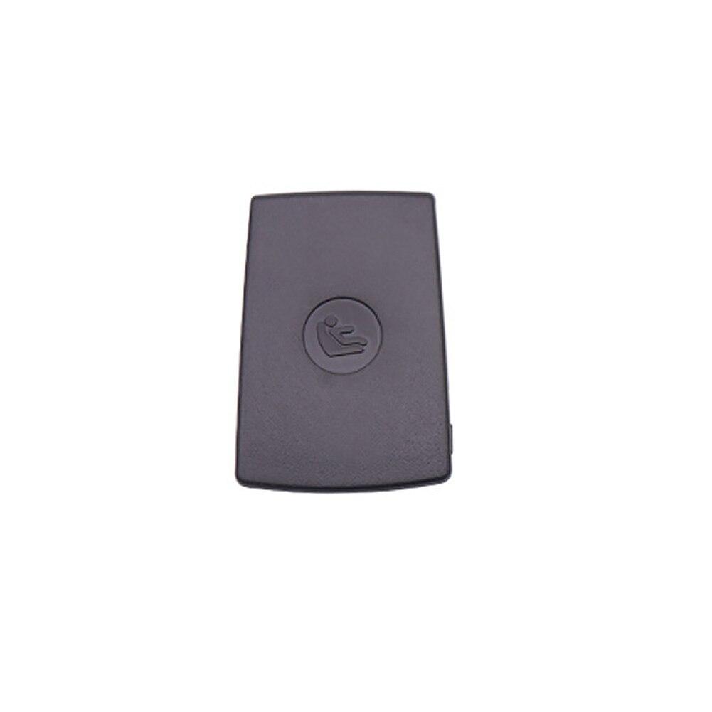 Accessoires Trim Einfach Installieren Ersatz Mini Kind Sitz Auto Innen Abdeckung Klappe Sicherheit Zurückhaltung Hinten Für Bmw E90f30