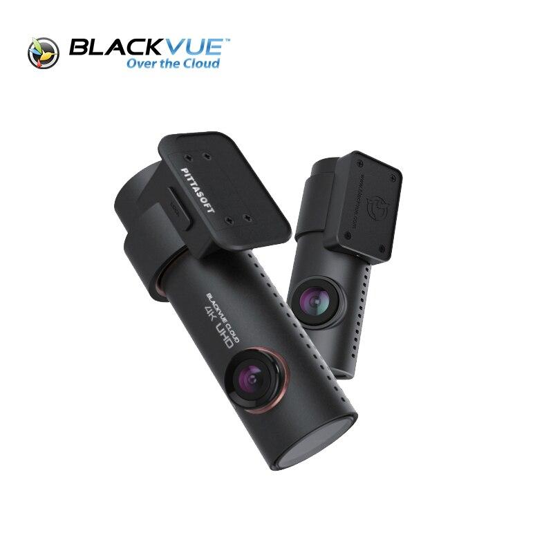 BlackVue voiture DVR DR900S-2CH double caméra WiFi GPS tableau de bord caméra vidéo enregistrement 4 K noir boîte automatique Service de nuage gratuit