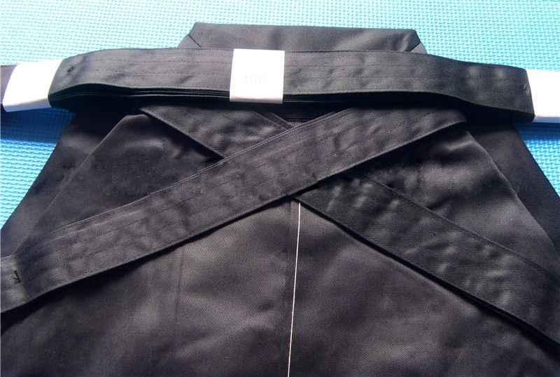 155 cm ~ 200 cm UNISEX hakama japan stijl Kendo uniformen vechtsporten broek pantskirt hapkido suits big size blauw /wit/zwart