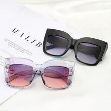 PAMASEN Square Frame Luxury Sunglasses Polarized Men Women Driving Style Mirror Retro Oculos De Sol Gafas