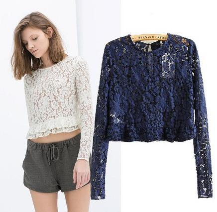 Online Get Cheap Crochet Blouse Designs -Aliexpress.com | Alibaba ...