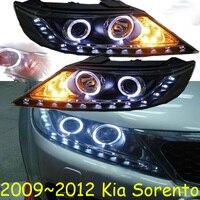 HID,2009~2012,Car Styling,KlA Sorento Headlight,cerato,Sportage R,soul,spectora,k5,sorento,kx5,ceed,Sorento head lamp