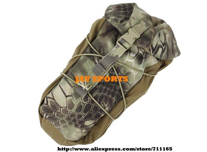 TMC 11x6x4 Inch GP Pouch AVS MOLLE Utility Pouch Kryptek Mandrake Pouch Free shipping SKU12050759