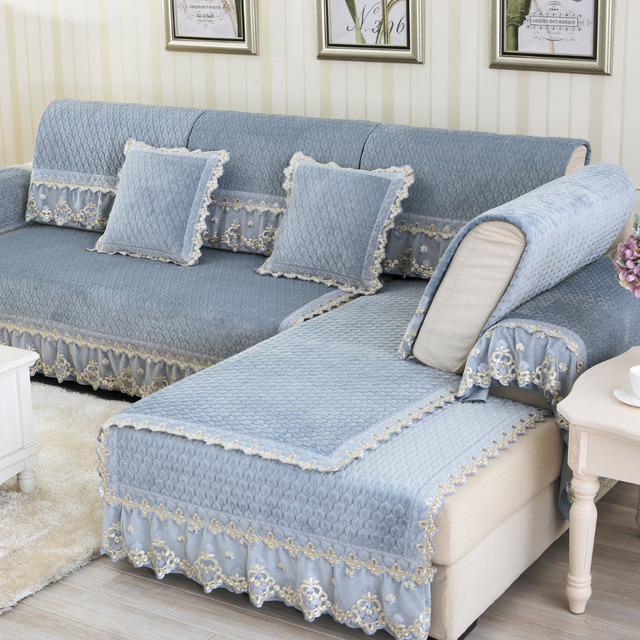 High Quality Combination Sofa Covers Protector Slip