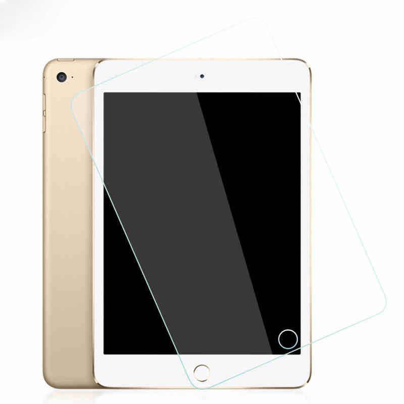 Vidrio templado para ipad 2, 3, 4, 5, 6 Mini 1 2 3 4 tableta amortiguador Tech accesorio beige Rojo Negro compruebe Tartan tableta amortiguador Protector de pantalla para ipad Pro 11 Protector de pantalla a prueba de explosiones película