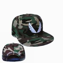 Camo Camouflage Baseball Caps 2016 New Gorras Planas Hip Hop Hats For Men Women Snapback Cap