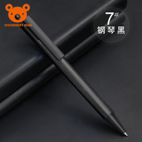 Stationery Bear Business Ballpoint Pen Metallic Feel Office Of The Pen Factory Outlet Can Be Customized