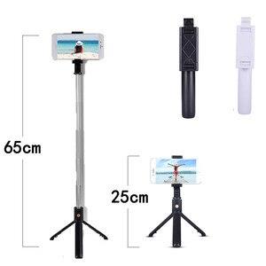 Image 5 - Rovtop Bluetooth селфи палка, штатив с дистанционным управлением, монопод для iPhone, мини Трипод, крепление для телефона, для Samsung, Huawei, Gopro