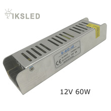 12V LED Power Supply Monitor Driver Home Use Adapter Industrial Transformer DC12V 30A 360W for LED Strip easy hide