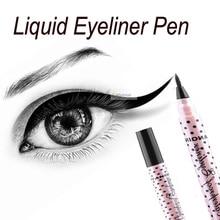 1pc Black Liquid Eyeliner Pencil Long lasting Waterproof Not blooming Eye liner pens make up cosmetic