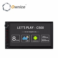 Ownice C500 Android 6 0 Octa Core 2 Din Universal For Nissan GPS Navi BT Radio