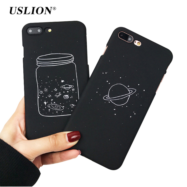 coque iphone 8 lune