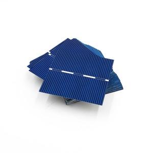 Image 5 - 0.43Watt 52X52mm Zonnepaneel DIY Zonnecellen Polykristallijne Fotovoltaïsche Module DIY Solar Battery Charger Painel Solar