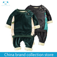 Winter Rompers Newborn Boy Girl Clothes Set Style Baby Fashion Baby Brand Products Infant Clothing Set