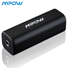 Mpow MA1 Ground Loop Noise Isolator Buzzing Cancelling for Car Audio System / Home Stereo Music with 3.5mm Cable