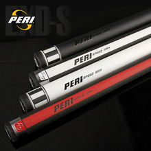 PERI Official Store Cue EXD-S Pool 12.75mm Tip Stick Billiard 10 Pieces in 1 Technology Shaft Black 8