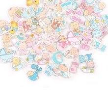 20 piezas de madera pintada para bebé, álbum de recortes artesanal para el hogar, decoración para fiesta, Festival, adornos de madera M1871