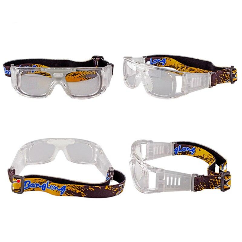 a17f3e5b7f Sports Basketball football Glasses men Prescription eye protective goggles  tennis soccer eyewear myopia frame XA167-in Cycling Eyewear from Sports ...