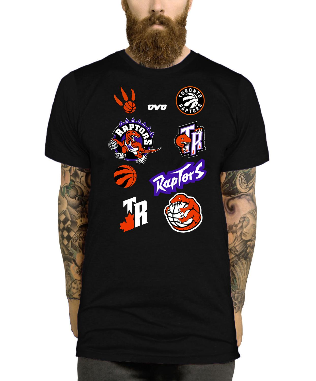 Toronto T Shirt For Men Summer Streetwear Raptors vs 2019 Finals Game T-SHIRT