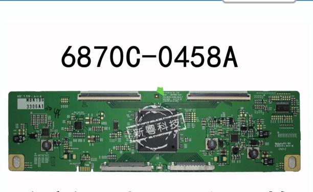6870C-0458A Logic board for screen LM270WQ1-SLC1  T-CON connect board цена 2016
