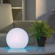 1pcs Creative Mini Round Led Moonlight Gift Moon Lamp High Bright Night Light LED Table Decoration For Kids Baby Room