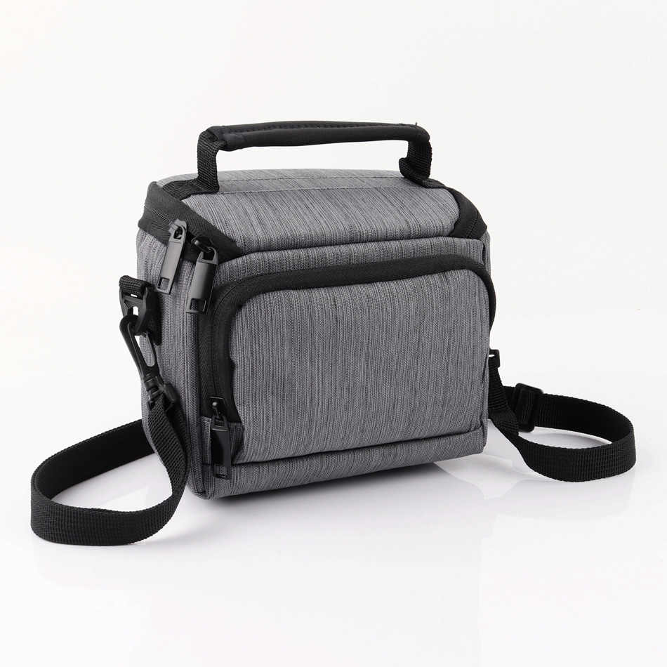 Digital Camera Bag Case For Canon EOS M100 M50 M10 M6 M5 M3 SX60 SX50 SX40 G5X G1X Mark II III G1XII G16 G15 G12 G11 SX530 SX540