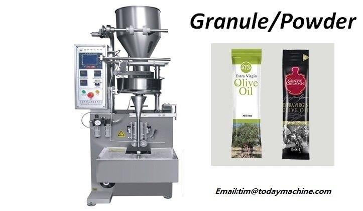 Vertical Automatic Mini Bag Granule Sugar Packing Machine